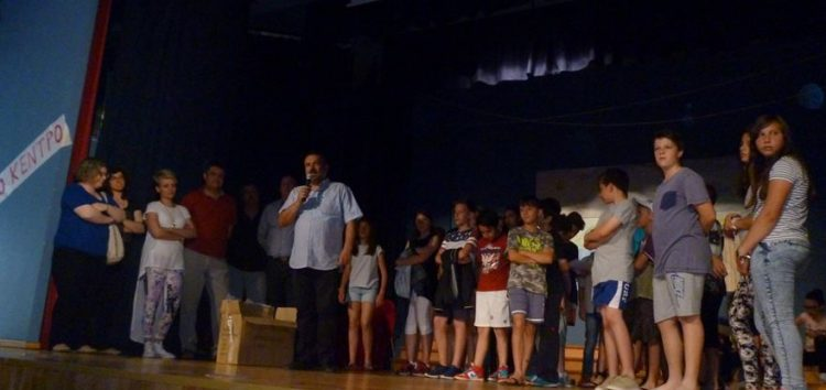 Γιορτή λήξης 3ου Δημοτικού Σχολείου Φλώρινας
