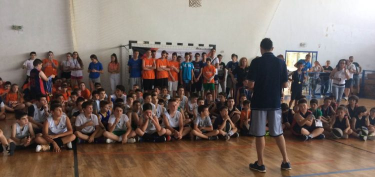 Εντυπωσιακή η γιορτή της Ακαδημίας μπάσκετ Shooters