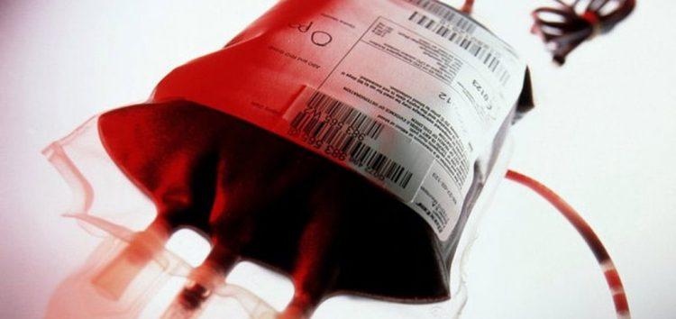 Άμεση ανάγκη για αίμα για 45χρονο συμπολίτη μας