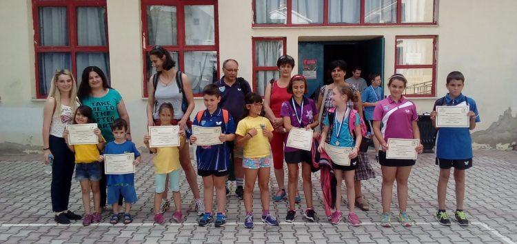 Το μέλλον των Σαρισών στην Κοζάνη: από δύο μετάλλια για κορίτσια και άντρες