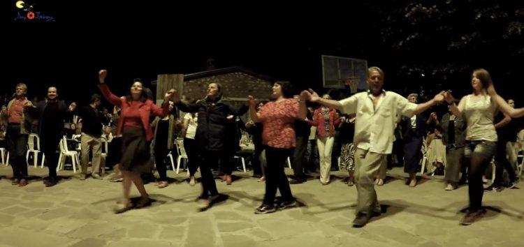 Πανηγύρι του Αγίου Πνεύματος στον Ακρίτα (video)