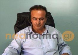 Ευχές θα δεχτεί ο βουλευτής Γιάννης Αντωνιάδης