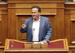 Τοποθέτηση του βουλευτή Φλώρινας Γιάννη Αντωνιάδη για αγροτικά θέματα, άδειες κτηνοτροφικών εγκαταστάσεων, αγροτικό ρεύμα κ.ά. (video)