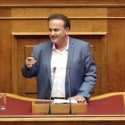 Ερώτηση Αντωνιάδη για την προαιρετική εισφορά 0,30 ευρώ στη σύνταξη των πολιτικών συνταξιούχων