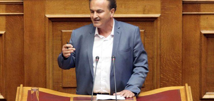 Γ. Αντωνιάδης: Άδειες αίθουσες διδασκαλίας σε Σχολές της Φλώρινας και στα περιφερειακά Πανεπιστήμια από τις μετεγγραφές φοιτητών