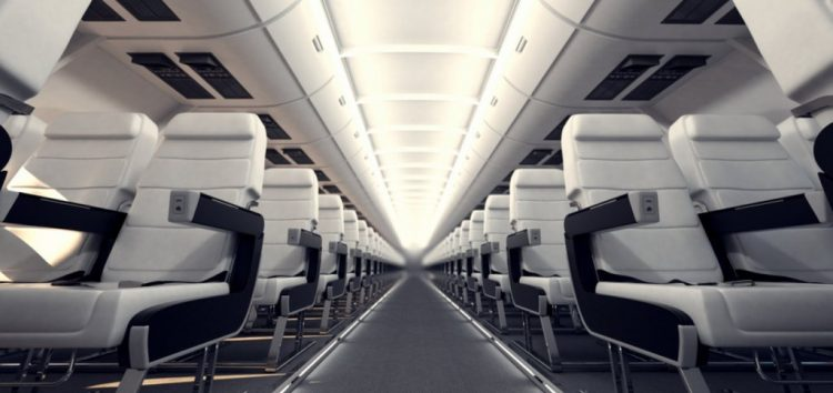 Ταξιδεύοντας με αεροπλάνο