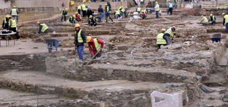 Το νέο Δ.Σ. του σωματείου εργαζομένων σε αρχαιολογικούς χώρους