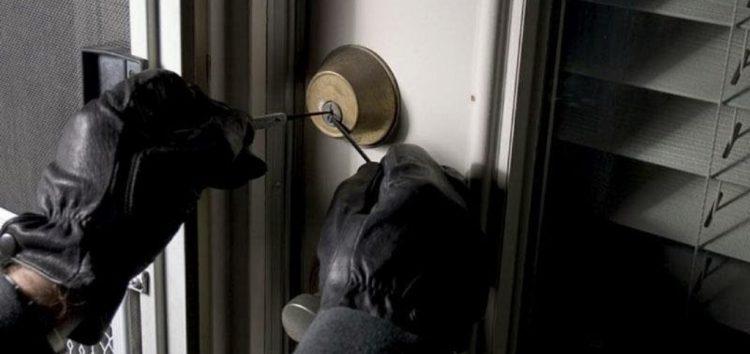 Σύλληψη 22χρονου για απόπειρα κλοπής σε οικία