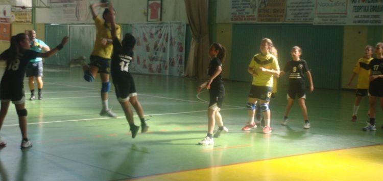 Ολοκληρώνεται η φάση των Ομίλων του Πανελληνίου πρωταθλήματος OPEN Παγκορασίδων Β
