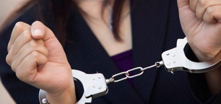 Σύλληψη 55χρονης σε βάρος της οποίας εκκρεμούσε ένταλμα σύλληψης