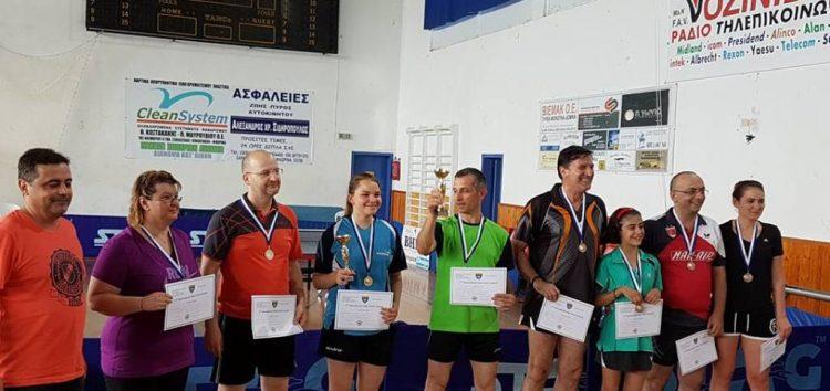 Απόλυτα επιτυχημένο το 2ο Διεθνές Φεστιβάλ Επιτραπέζιας Αντισφαίρισης Φλώρινας