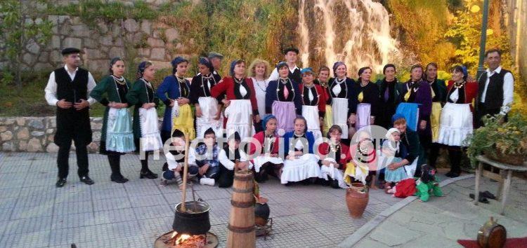 Εκδήλωση προς τιμήν των αποδήμων στον Πολυπόταμο (pics)