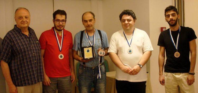 3η στο Κύπελλο Ελλάδας σκακιού, για 2η συνεχόμενη χρονιά, η Λέσχη Πολιτισμού Φλώρινας