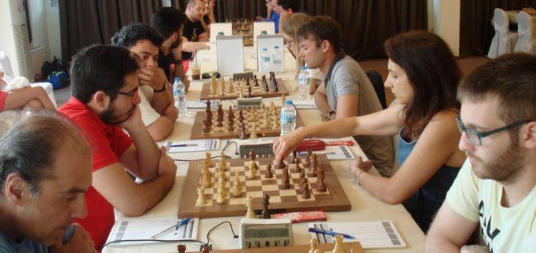 Στον μικρό τελικό η ομάδα σκάκι της Λέσχης Πολιτισμού