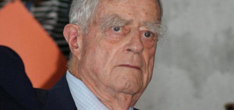 Το Δημοτικό Συμβούλιο Πρεσπών για το θάνατο του Δρ. Luc Hoffmann