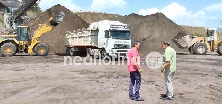 Συγκρατημένα αισιόδοξος ο βουλευτής Κώστας Σέλτσας για το μέλλον του ορυχείου Αχλάδας (video)