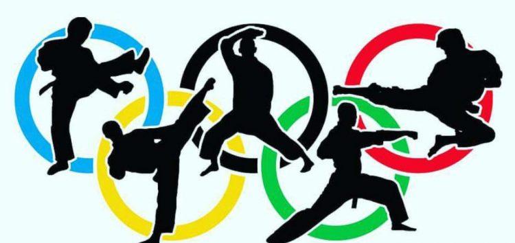 Το καράτε ολυμπιακό άθλημα