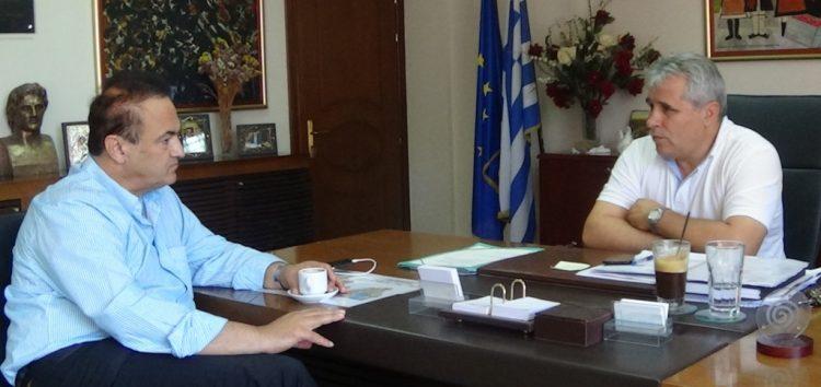 Συνάντηση του Αντιπεριφερειάρχη Φλώρινας με τον βουλευτή Γιάννη Αντωνιάδη (video)