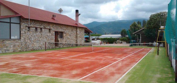 Σήμερα ο τελικός του 8ου τουρνουά τένις Tsotakis Place