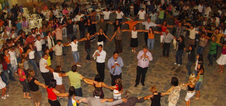 Greek Traditional Dance Seminar 2016 από τους «Λυγκηστές»