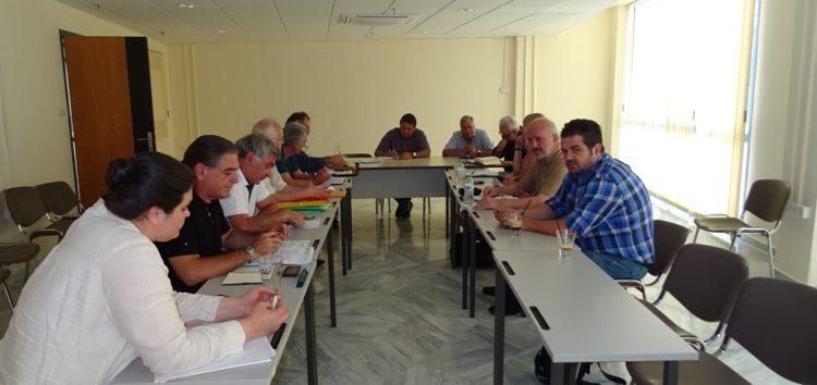 Σύσκεψη στην Περιφέρεια για την αξιοποίηση των πρώην ΚΑΦΚΑ Αμυνταίου και Άργους Ορεστικού