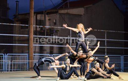 Παρουσίαση τμημάτων ρυθμικής γυμναστικής και μοντέρνου χορού της Ευξείνου Λέσχης Φλώρινας (video, pics)