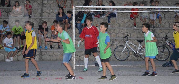 Το ποδόσφαιρο επέστρεψε στη γειτονιά μας