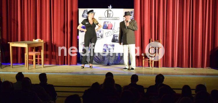 Θεατρική παράσταση και συναυλία στο «Πολιτιστικό Καλοκαίρι» (video, pics)