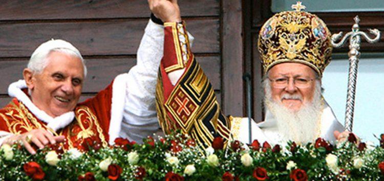 Απάντηση στα όσα έγραψε ο θεολόγος Γιώργος Τρυφωνόπουλος