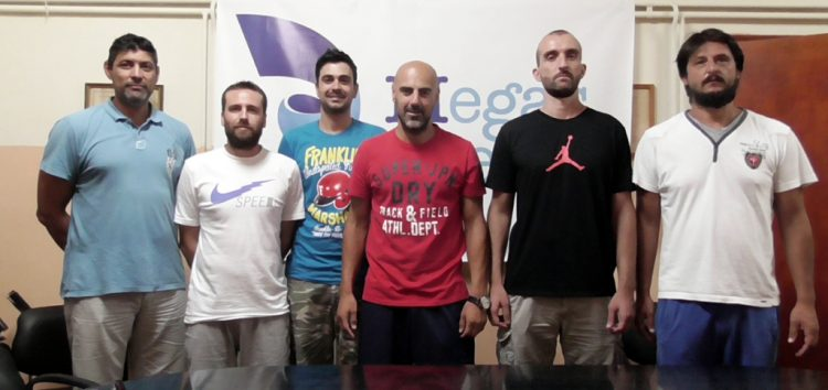 Η ομάδα μπάσκετ του Αριστοτέλη παρουσίασε τους νέους της παίχτες (video, pics)
