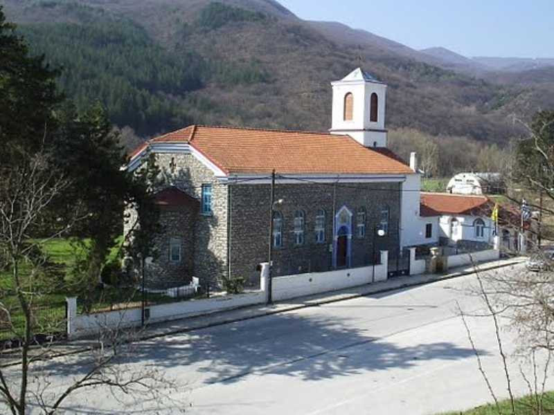 Αποτέλεσμα εικόνας για Εορτάζει και πανηγυρίζει ο Ιερός Ναός Αγίου Νικολάου Φλώρινας