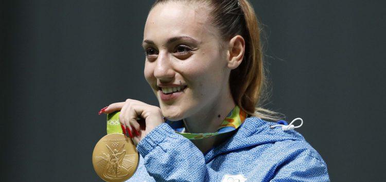 Συγχαρητήριο της Σκοπευτικής Αθλητικής Λέσχης Φλώρινας για την Άννα Κορακάκη