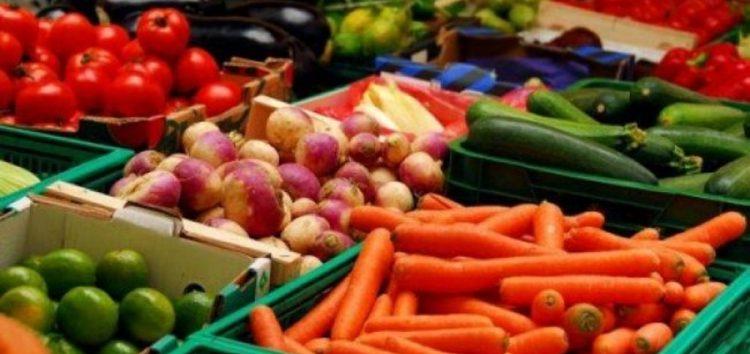 Διανομή φρούτων και λαχανικών από το Σύλλογο Πολυτέκνων Φλώρινας