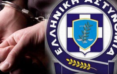 242 συλλήψεις τον Ιούλιο στη Δυτική Μακεδονία