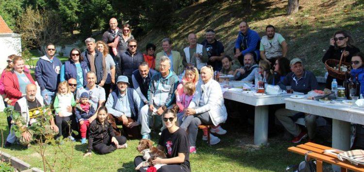 Η φθινοπωρινή μανιταροσυνάντηση στον Άγιο Βαρθολομαίο