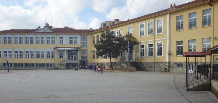 Αγιασμός στο 3ο δημοτικό σχολείο Φλώρινας