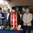 Στους αγιασμούς σχολικών μονάδων ο Αντιπεριφερειάρχης Φλώρινας και η Αντιπεριφερειάρχης Ενέργειας Δ. Μακεδονίας (video)