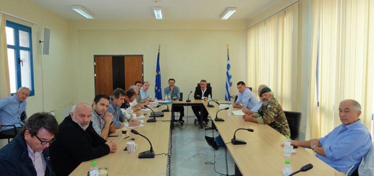 Σύσκεψη για τις ζημιές στις καλλιέργειες από αγριόχοιρους στην Περιφέρεια Δυτικής Μακεδονίας