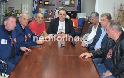 Επίσκεψη σερβικής αντιπροσωπείας στο Επιμελητήριο Φλώρινας (video, pics)