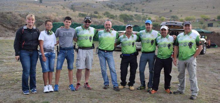 Η Σκοπευτική Αθλητική Λέσχη Φλώρινας σε πανελλήνιο αγώνα στη Νικόπολη