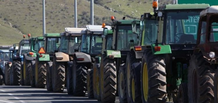 Στις 28 Ιανουαρίου στήνουν μπλόκα οι αγρότες – Συγκέντρωση τρακτέρ και στον κόμβο Αντιγόνου