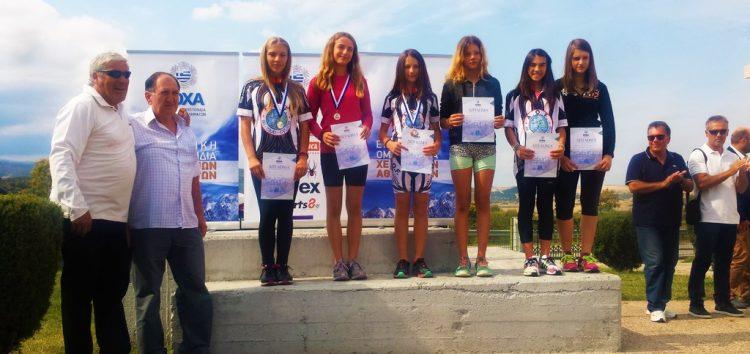 Ικανοποιητικά τα αποτελέσματα για τον ΑΟΦ στον διεθνή αγώνα Roller Ski στην Αμφίπολη