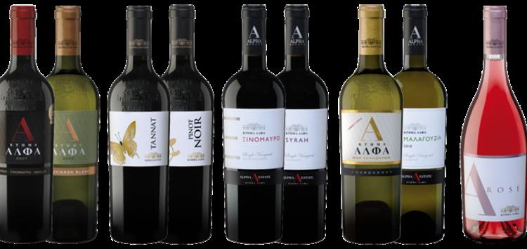 Κτήμα Άλφα: Το κρασί από τη Φλώρινα που πίνουν σε Ασία και Αμερική