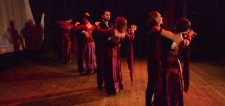 Τμήμα Latin και Ευρωπαϊκών χορών της Λέσχης Πολιτισμού Φλώρινας