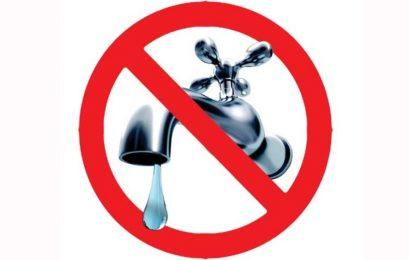 Ολιγόωρη διακοπή υδροδότησης στην τοπική κοινότητα Περάσματος