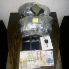 Σύλληψη δυο ατόμων στην Κρυσταλλοπηγή για μεταφορά 4,6 κιλών κάνναβης