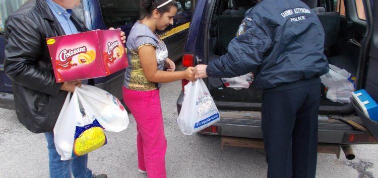 Κοινωνικές δράσεις από τις Διευθύνσεις Αστυνομίας της Δυτικής Μακεδονίας