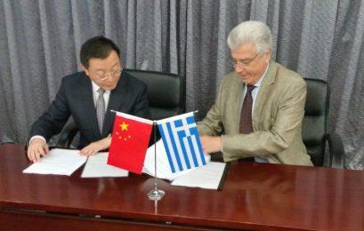 Στην Αθήνα ο πρόεδρος της κινεζικής CMEC και για τη Μελίτη II