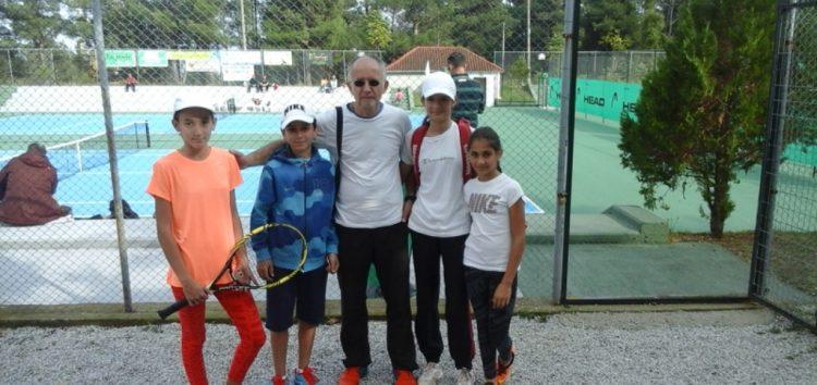 Στην κορυφή η ομάδα τένις της Λέσχης Πολιτισμού Φλώρινας στο 4ο Ενωσιακό Κεντροδυτικής Μακεδονίας