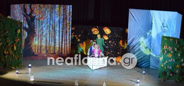 Η «Ραπουνζέλ» από την Παιδική Σκηνή Ροντίδη (video, pics)
